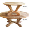 Douglas Nance Cayman Conversation Tables