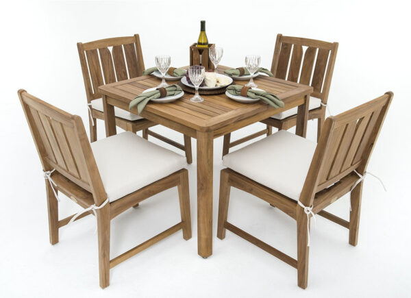 "Wood-Joy Kona 35"" Bistro Table Set"