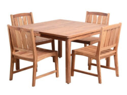 Wood-Joy Kona Dining Table Set A