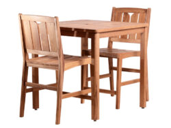 Wood-Joy Kona Counter Height Table Set