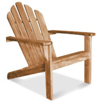 Douglas Nance Lakeside Adirondack Chair