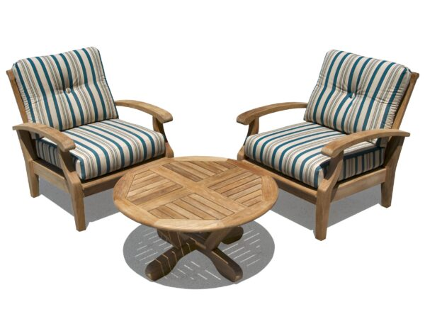 Douglas Nance Cayman Deep Seating 2 Seat Group