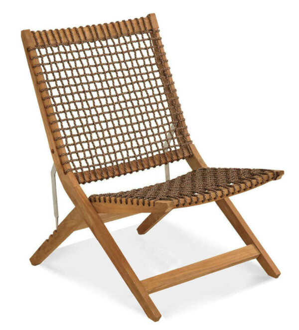 Douglas Nance Poolside Folding Chair