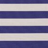 B-Blue White Stripe Padded