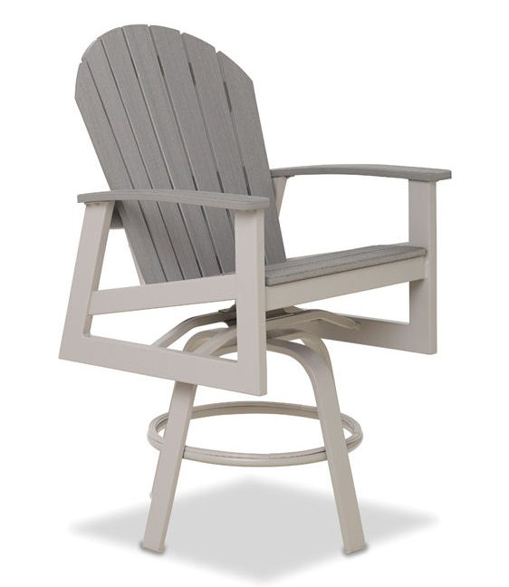 Newport Balcony/Counter Swivel Armchair
