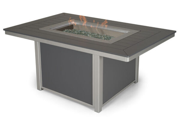 Telescope Casual Fire Table