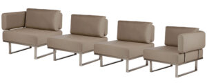 Atlantic Patio Sectional Pieces