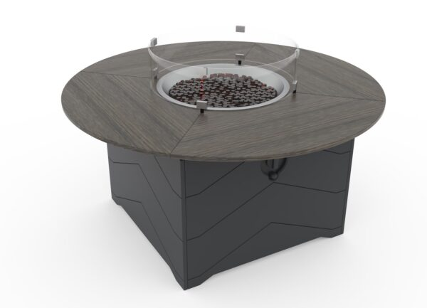 SEaside Casual Aura Fire Table