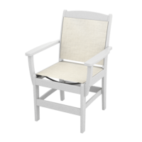 Sister Bay Maywood Sling Dining Chair