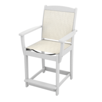 Sister Bay Maywood Sling Counter Side Chair SB-MMAY-SCC-1