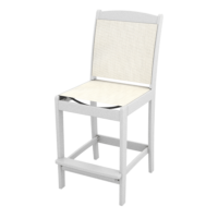 Sister Bay Maywood Sling Bar Side Chair