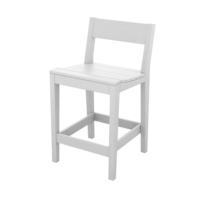 Sister Bay Milano Low Back Bar Side Chair